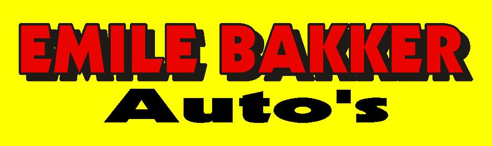 Emile Bakker Auto's